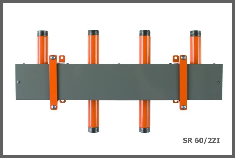 SR 60/2ZI s izolací (Sdružený rozdělovač s izolací)