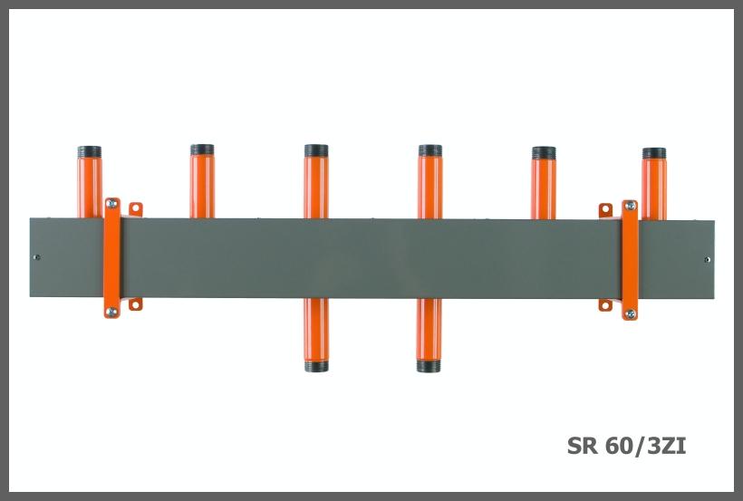 SR 60/3ZI s izolací (Sdružený rozdělovač s izolací)