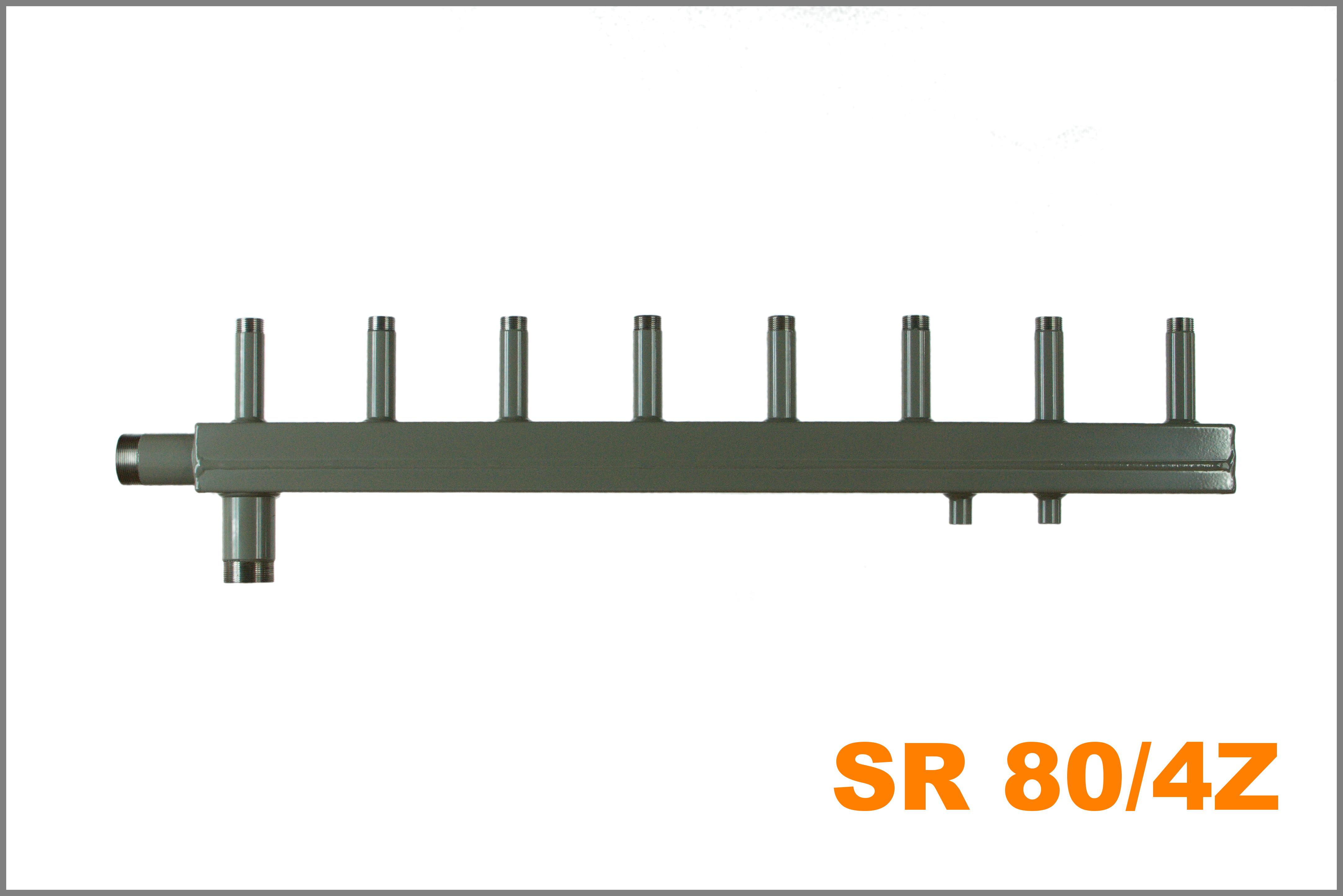 """SR 80/4Z připojení 2"""" (Sdružený rozdělovač )"""